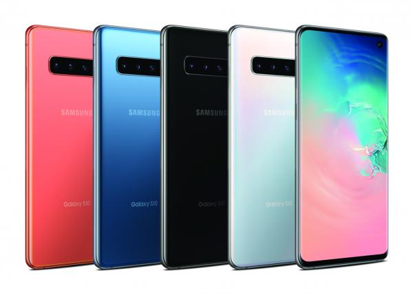 Samsung Galaxy S10+ (SM-G975F)